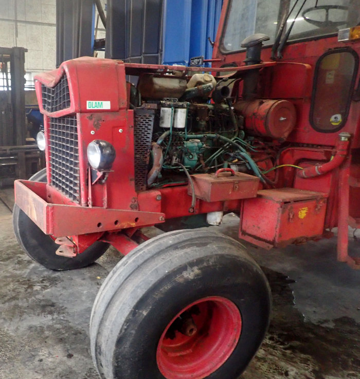 Volvo 2650 tractor Tractors Tractors and machines Sales