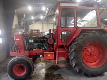 salg af Volvo 2650 traktor