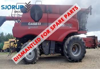 salg af Case 9120 Mejetærsker