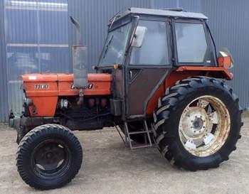salg af Fiat 1100 traktor