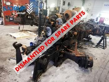 salg af Valtra T203 traktor