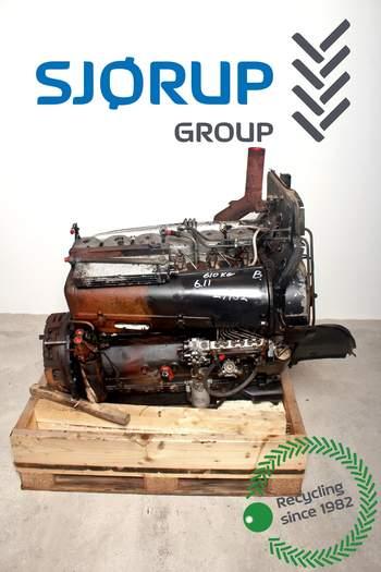 salg af Motor Deutz Agrostar 6.11