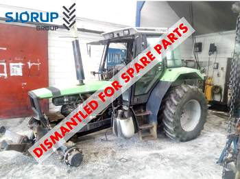 salg af Deutz-Fahr Agrostar 6.11 traktor