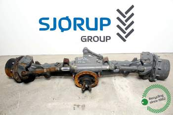 Secondhand Front Axle - Sjorup Group - Worldwide Export