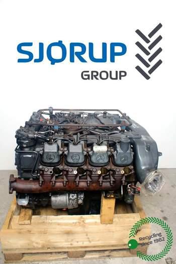 salg af Motor Veenhuis VTT300