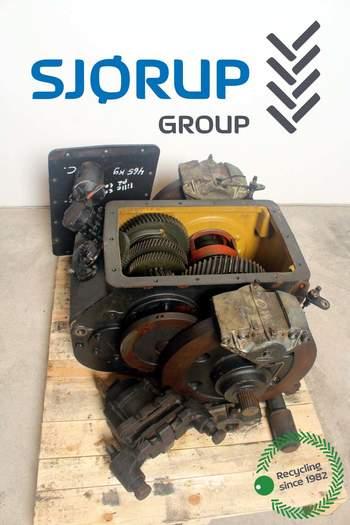 salg af Gearkasse New Holland CX 880
