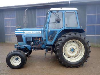 salg af Ford 6700 traktor