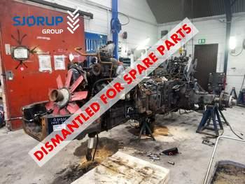 salg af Case Puma 230 traktor