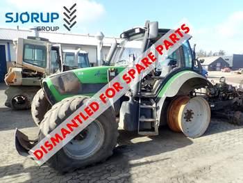 salg af Deutz-Fahr TTV1130 traktor