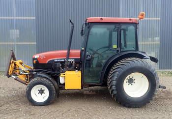 salg af New Holland TN65 F traktor