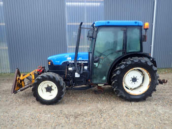 salg af New Holland TN65 N traktor