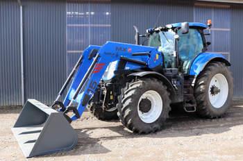 salg af New Holland T7.235 traktor