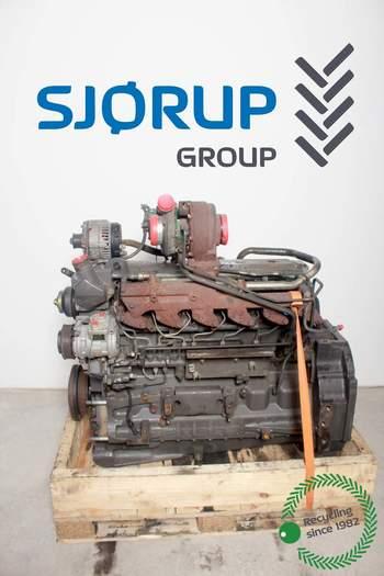 salg af Motor Claas Arion 640