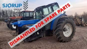 salg af New Holland TM190 traktor