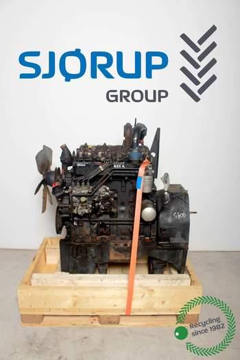 salg af Motor Valmet 6600