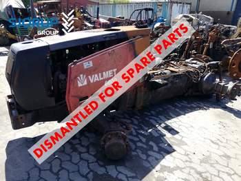 salg af Valmet 6600 traktor