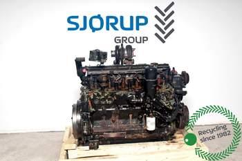 salg af Motor Deutz Agrotron 115 MK3
