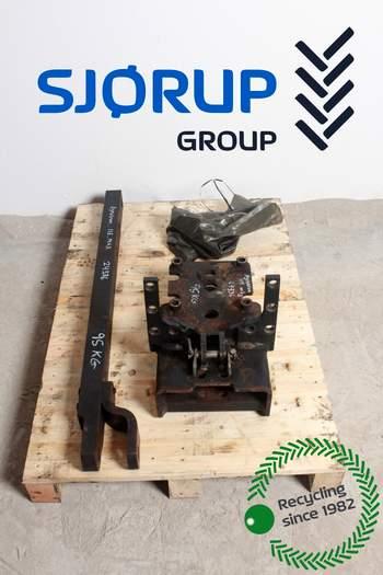 salg af Træk Deutz Agrotron 115