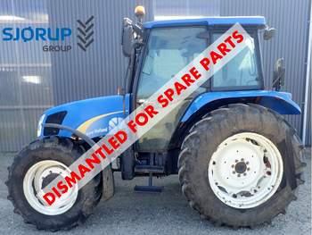 salg af New Holland TL90 A traktor