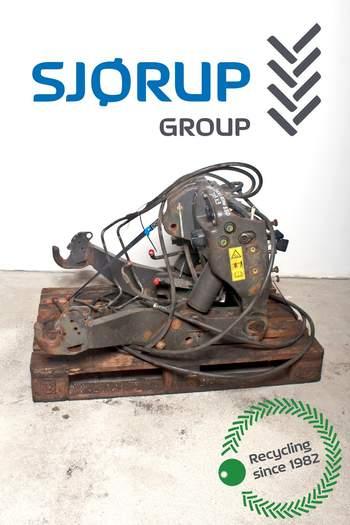 salg af Frontlift Claas Axion 850