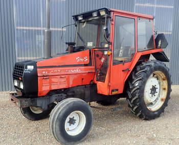 salg af Valmet 505 traktor