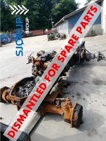 salg af New Holland T7030 traktor