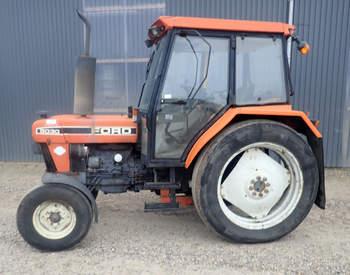 salg af Ford 5030 traktor