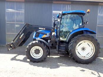 salg af New Holland T6040 traktor