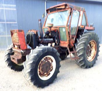salg af Fiat 1180 traktor