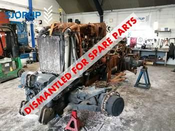 salg af Case CVX195 traktor
