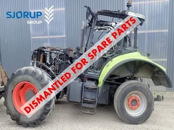 salg af Claas Arion 640 traktor
