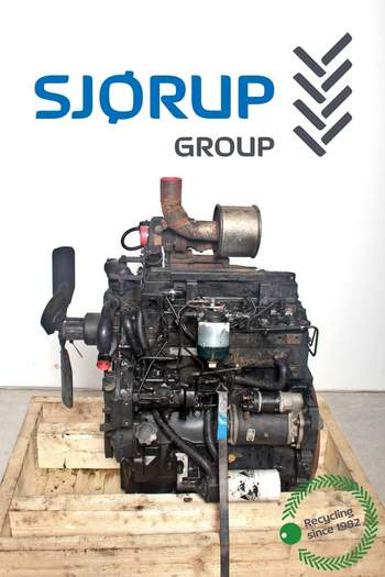 salg af Motor Massey Ferguson 4255