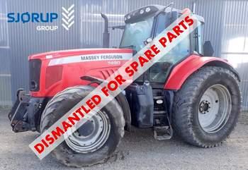salg af Massey Ferguson 7490 traktor