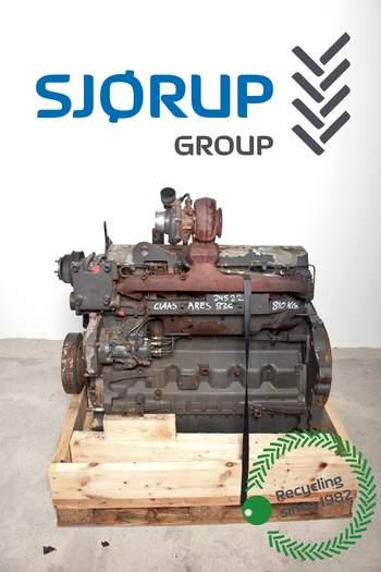 salg af Motor Claas Ares 836