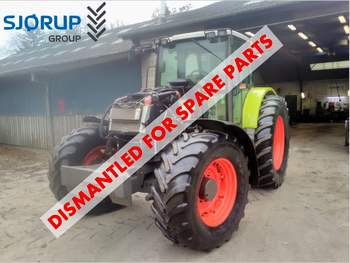 salg af Claas Ares 836 traktor