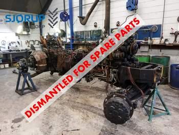 salg af Case Puma 240 traktor