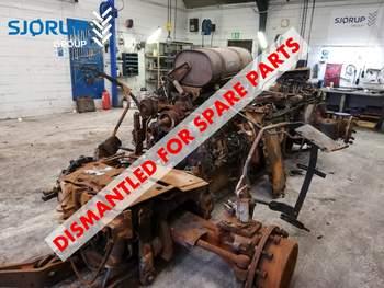 salg af Fendt 926 traktor