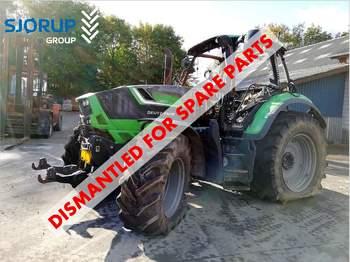 salg af Deutz-Fahr Agrotron 6180 traktor