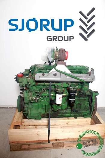 salg af Motor John Deere 6920