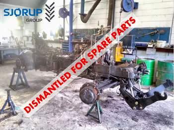 salg af New Holland T6.145 traktor