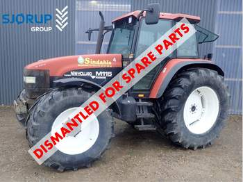 salg af New Holland M115 traktor