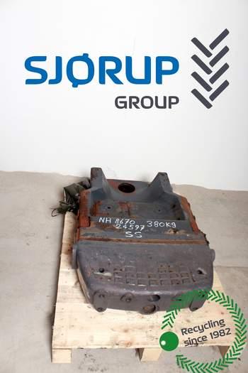 salg af Forbro New Holland 8670 - SS