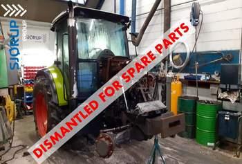 salg af Claas Arion 420 traktor