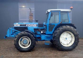 salg af Ford 8730 traktor