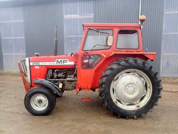 salg af Massey Ferguson 285 traktor