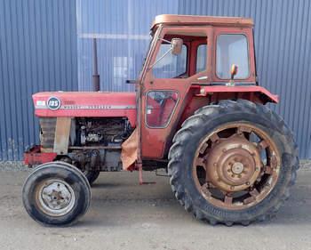 salg af Massey Ferguson 185 traktor