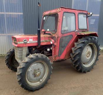 salg af Massey Ferguson 148 traktor