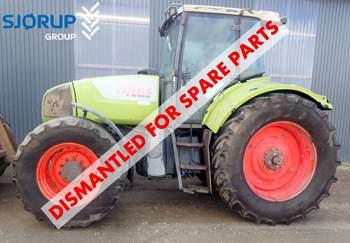 salg af Claas 836 traktor