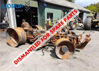 salg af Fendt 824 traktor