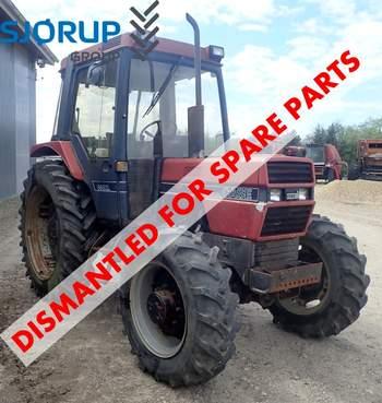 salg af Case 685 XL traktor